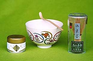 茶道具セットA1 (化粧箱入)  通常8100円 日本製
