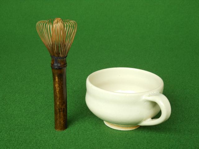 マグカップ・マドラー DE お茶ーA