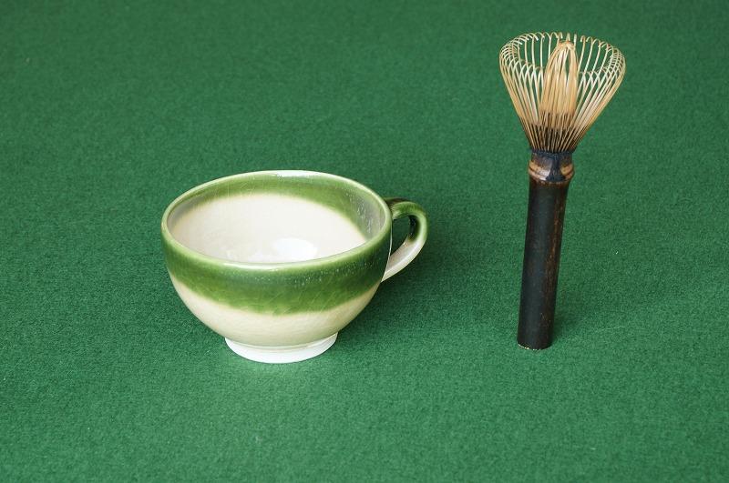 「マグカップ・マドラー DE お茶」B