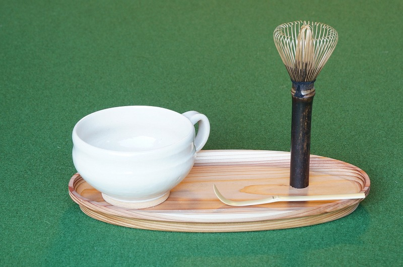 「マグカップ・マドラー DE お茶」 A-SDX